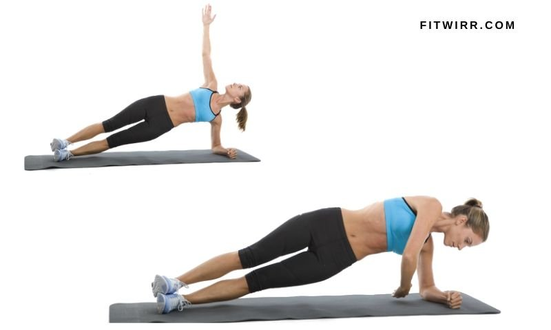 Side Plank Rotation How To Tips And Benefits Fitwirr
