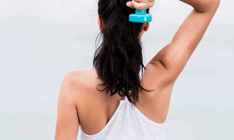 back workouts for women