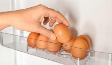 egg float