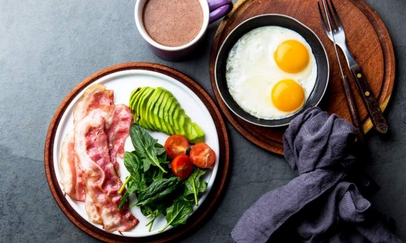 Keto Diet Menu: 7-Day Keto Meal Plan for Beginners - Fitwirr